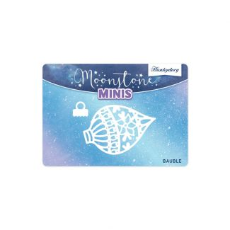 Moonstone Minis - Christmas Embellishments - Bauble