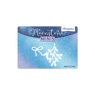 Moonstone Minis - Christmas Embellishments - Mistletoe