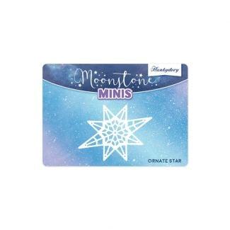 Moonstone Minis - Christmas Embellishments - Ornate Star