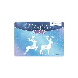 Moonstone Minis - Christmas Embellishments - Reindeer