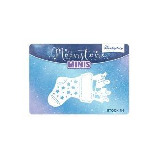 Moonstone Minis - Christmas Embellishments - Stocking