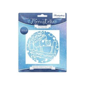Moonstone Dies - Baking Essentials Card