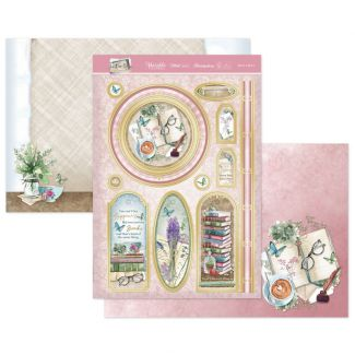 Life is a Story Luxury Topper Set