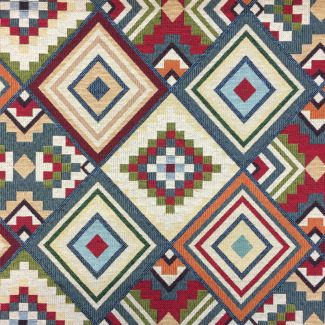 Chatham Glyn New World Fabric - Aztec