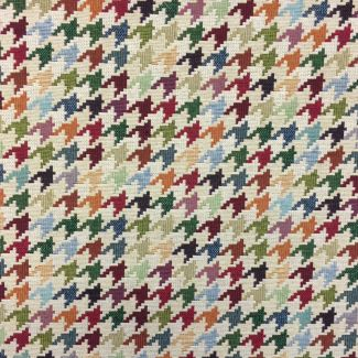 Chatham Glyn New World Fabric - Houndstooth