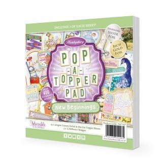 Pop-A-Topper Pad - New Beginnings