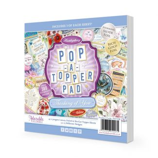 Pop-A-Topper Pad - Thinking of You