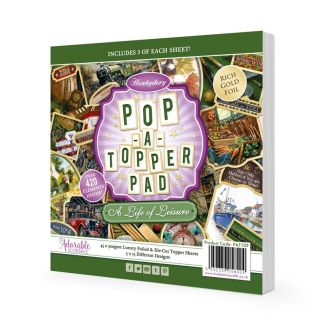 Pop-A-Topper Pad - A Life of Leisure