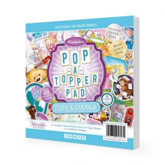 Pop-A-Topper Pad - Cute & Cuddly