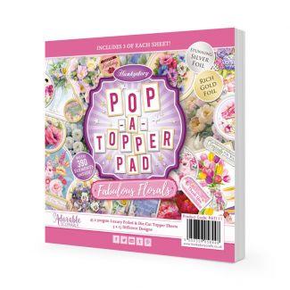 Pop-A-Topper Pad - Fabulous Florals