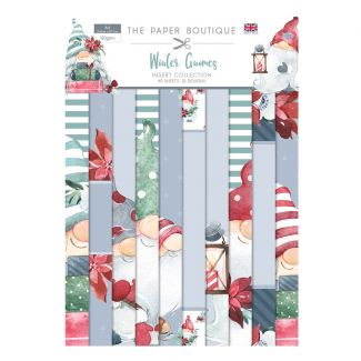 The Paper Boutique Winter Gnomes Insert Collection