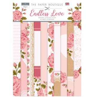 The Paper Boutique Endless Love Insert Collection