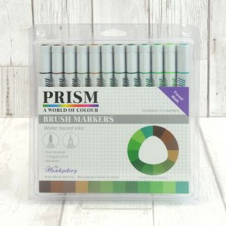 Prism Brush Markers - Forest Walk