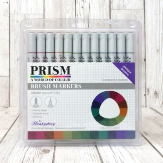 Prism Brush Markers - Antique Dreams