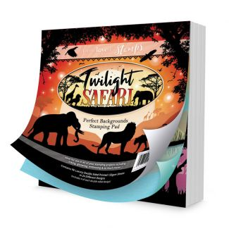 Twilight Safari - Perfect Backgrounds Stamping Pad