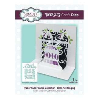 Paper Cuts Pop Up Collection - Bells Are Ringing Craft Die