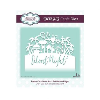 Paper Cuts Collection - Bethlehem Edger Craft Die