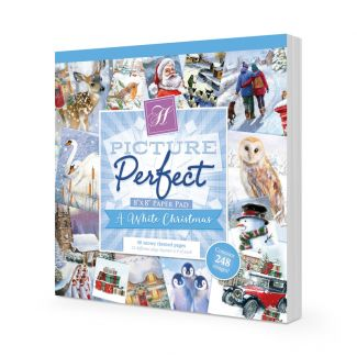 Picture Perfect Pad - A White Christmas