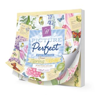 Forever Florals - Spring Melody Picture Perfect Pad