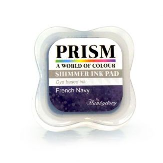 Shimmer Prism Ink Pads - French Navy