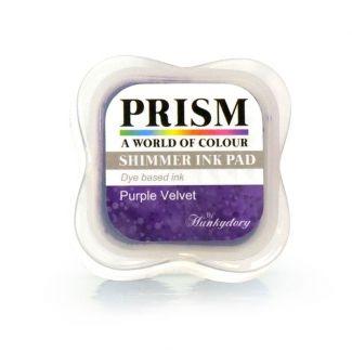 Shimmer Prism Ink Pads - Purple Velvet