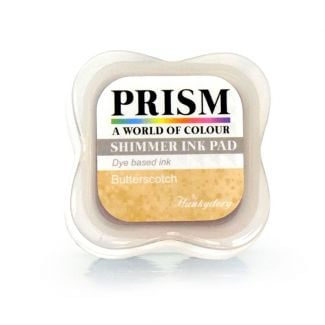 Shimmer Prism Ink Pads - Butterscotch