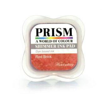 Shimmer Prism Ink Pads - Red Brick