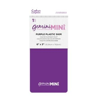 Gemini Mini Accessories - Plastic Shim Purple