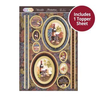 Pick 'N' Mix Topper Sheet - A Fine Vintage