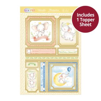 Pick 'N' Mix Topper Sheet - Little Effalumps