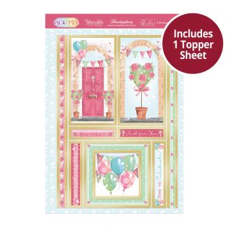 Pick 'n' Mix Topper Sheet - A Birthday Surprise!