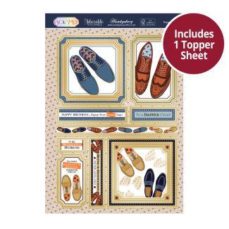 Pick 'N' Mix Topper Sheet - Dapper Chap