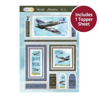 Pick 'N' Mix Topper Sheet - Flying High