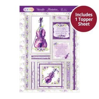 Pick 'N' Mix Topper Sheet - Just a Note