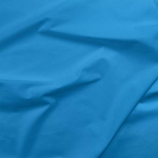 Solids Cotton Fabric - China Blue (1 metre)