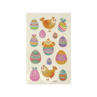 Signature Crystal Stickers - Easter
