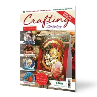 Crafting with Hunkydory Project Magazine - Christmas Edition 2020