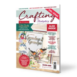 Crafting with Hunkydory Project Magazine - Issue 48