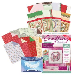 Crafting with Hunkydory Project Magazine - Issue 55