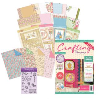 Crafting with Hunkydory Project Magazine - Issue 57