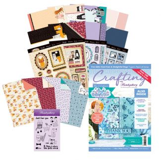 Crafting with Hunkydory Project Magazine - Issue 58