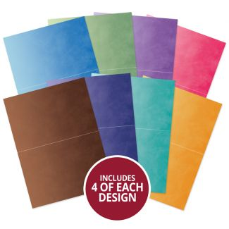 A6 Ombre Card Blanks