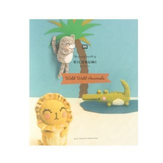 Ricorumi Pattern Book - Wild Wild Animals