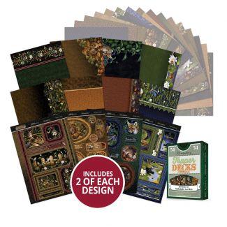 The Return to Midnight Garden - Mirri Magic Topper Collection