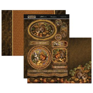 Foraging Friends Mirri Magic Topper Set