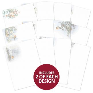 Little Red Robin Luxury Card Inserts