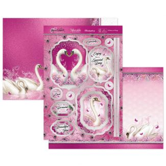 Wishes on Wings Luxury Topper Set