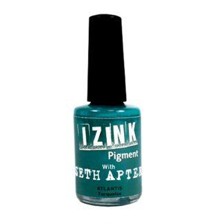 Izink Pigment by Seth Apter - Atlantis