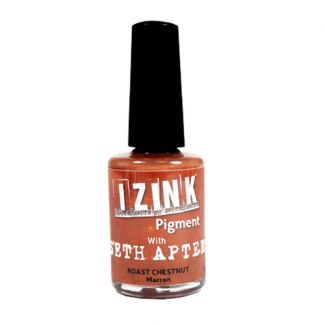 Izink Pigment by Seth Apter - Roast Chestnut