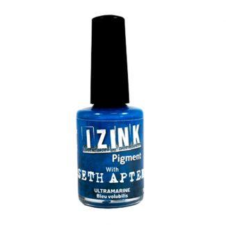 Izink Pigment by Seth Apter - Ultramarine